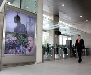 Indoor Unit for Emirates Air line