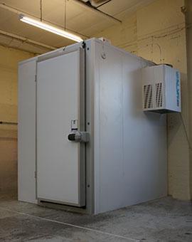 Armagard freezer unit