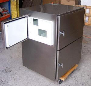 Heated Printer enclosure SPRI-800