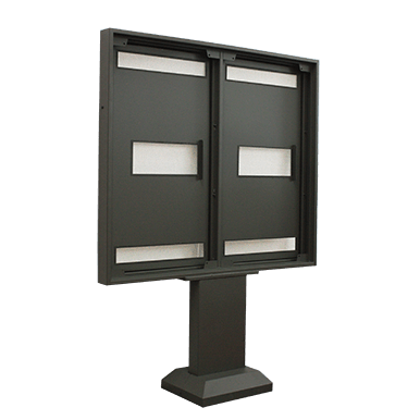Exterior Digital Menu Board