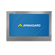 Armagard's food processing digital screen enclosure