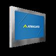 Food processing TV enclosure from Armagard