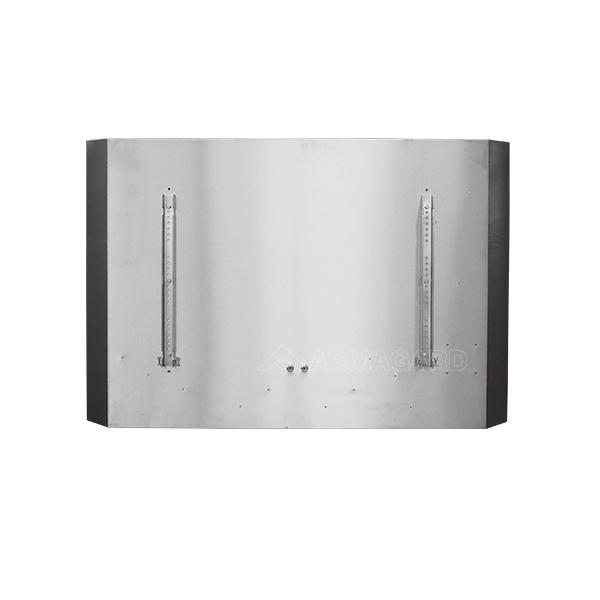 IP69K Hygienic TV Display rear view