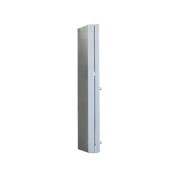 IP69K Hygienic TV Display side view