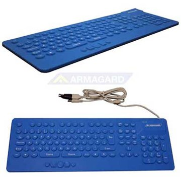 Medical keyboard Blue