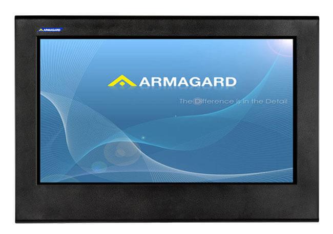 waterproof outdoor tv cabinet enclosure case view front screen diy best buy