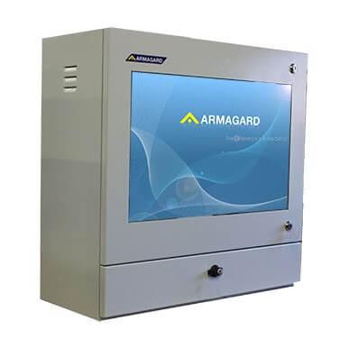 Industrial computer workstation   PENC-500