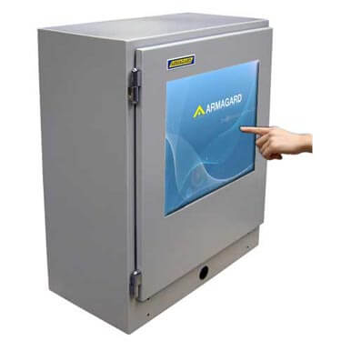PENC-750 Industrial Touch Screen Enclosure