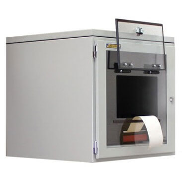 Mild Steel Printer Enclosure | PPRI-400