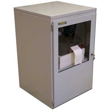 Floorstanding Printer Enclosure | PPRI-700 series [product image]
