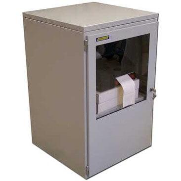 Floorstanding Printer Enclosure | PPRI-700 series [product image]
