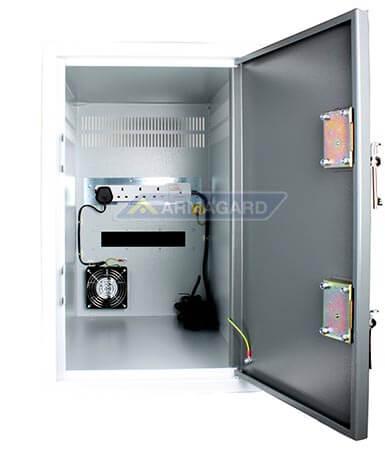 High Security Pc Enclosure High Computer Security