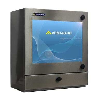 Waterproof Industrial Computer Enclosure | SENC-400 [product image]