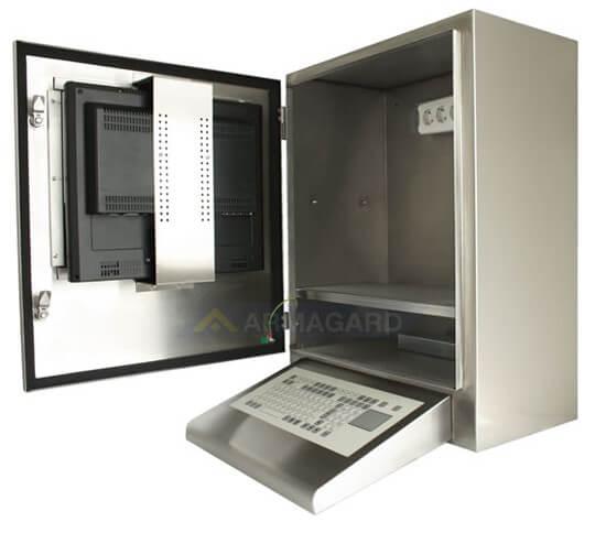 Waterproof Computer Enclosure Nema 4x Watertight