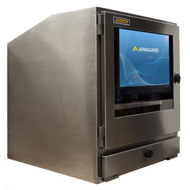 SENC-800 | Stainless Steel PC Enclosure