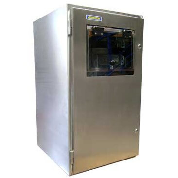 Stainless Steel Printer Enclosure | SPRI-700 Series