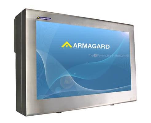 Waterproof LCD Enclosure   SDS Series [product image]