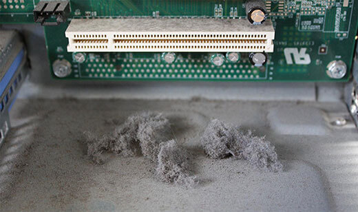 Why Is Dust Bad For Shop Floor Computers