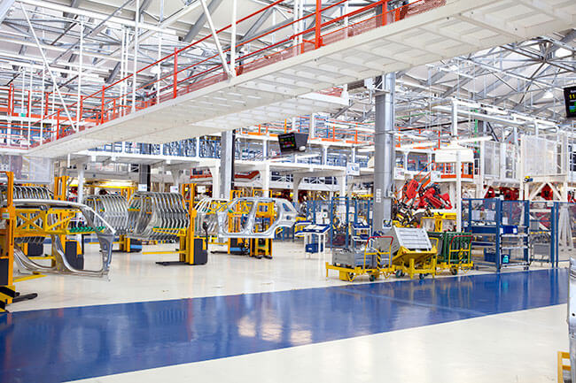 manufacturing IIoT