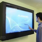 A Interactive Touchscreen | Armagard 2013