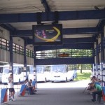 Armagard enclosure used for public transit signage