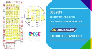 DSE Floor plan for Armagard