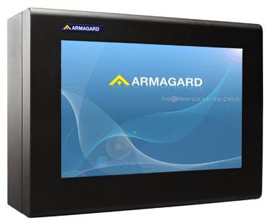 lcd screen monitor enclosure