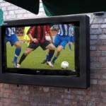 Outdoor TV Enclosure.
