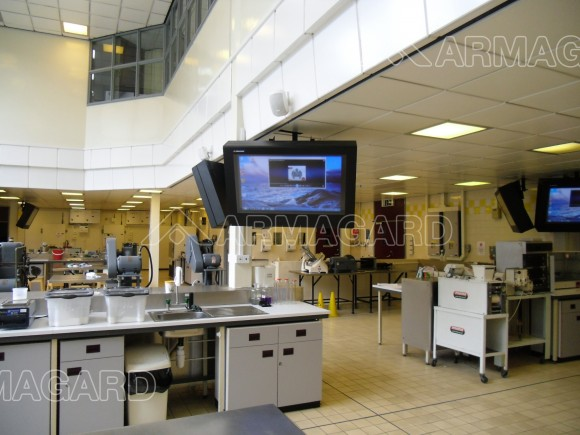 LCD enclosures