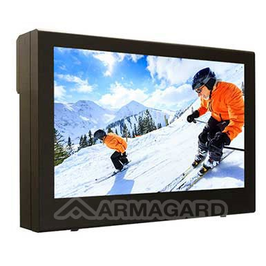Outdoor LCD TV Enclosure