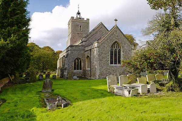 Digital Signage churches