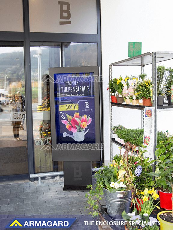 Digital signage has many environmental benefits