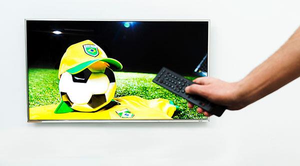 Digital Signage Globe, World Cup Opening Ceremony, Brazil 2014