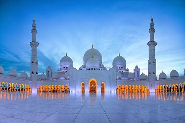 digital signage Mosques