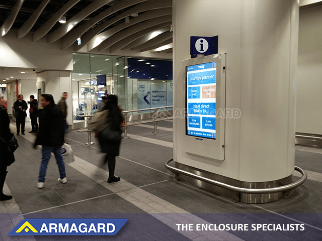 Digital signage is transforming towns and cities