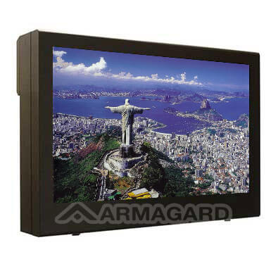 high brightness lcd screen christ redeemer