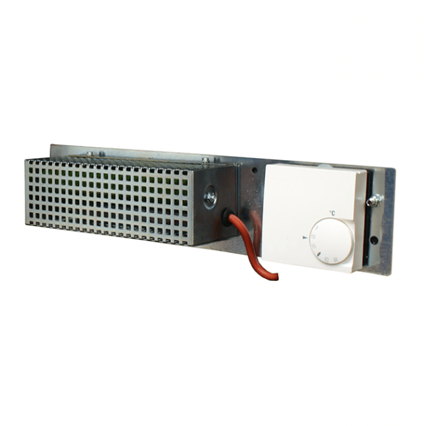 Outdoor digital Signage heaters
