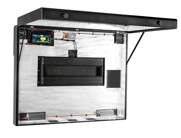 Outdoor Digital Signage Thermal Management