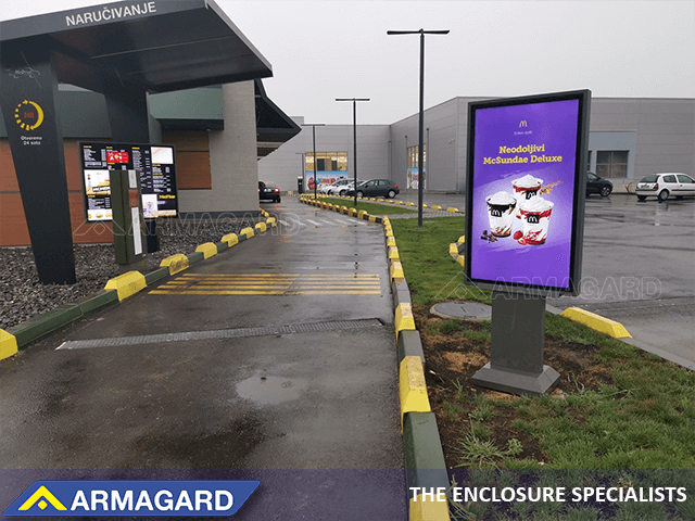 How to Protect Samsung Digital Signage Displays